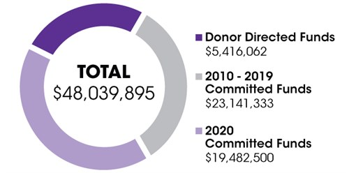 2019 Schf Committedfunds Pie Chart Graphic (1)