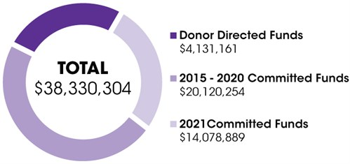 2020 Schf Committed Funds Web Financial Graphic